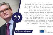 Comissão apresenta novas medidas de proteção dos cidadãos da UE