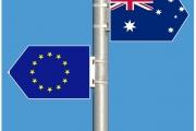 A UE e a Austrália dão início a negociações com vista à celebração de um amplo acordo comercial
