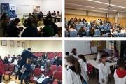 """Sessões de """"A Europa Vai À Escola"""""""