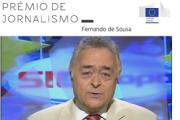 Nomeados os finalistas da 2ª edição do Prémio de Jornalismo «Fernando de Sousa»