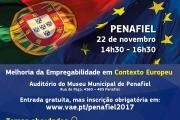 Volta de Apoio ao Emprego no ISCE Douro