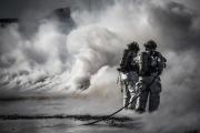 A União Europeia mobiliza bombeiros, peritos e drones para combater os incêndios florestais na Bolívia