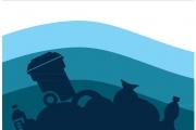 Plásticos descartáveis: novas regras da UE para reduzir o lixo marinho