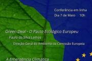Conferência A Europa e o Ambiente