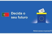 Domingo, 26 de maio: Vote!