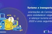 Turismo e transportes